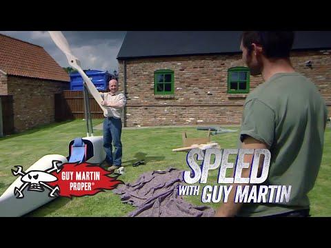 Building Guy's Hydrofoil Boat | Guy Martin Proper