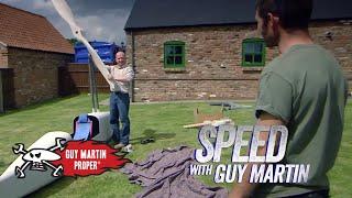 Building Guy's Hydrofoil Boat   Guy Martin Proper