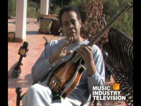 Stanley Clarke  on Music Industry Television