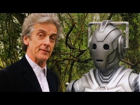 Peter Capaldi and Simon the Shy Cyberman Invite You to Breakfast with 7 Doctors // Omaze