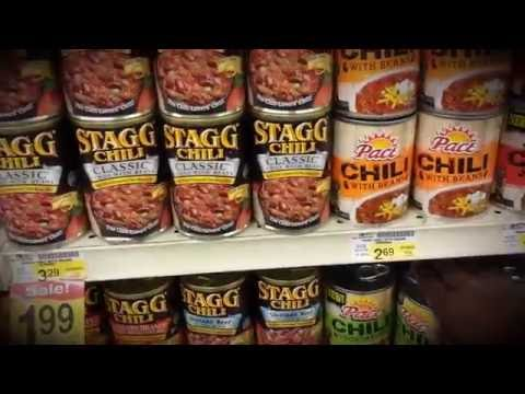 227's™ YouTube Chili' Boise State (Albertsons Groceries and Stadium) PACE VEGETARIAN CHILI! NBA Mix!