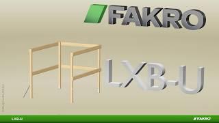 FAKRO loft ladders - LXB-U loft balustrade