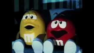 Реклама M&M's (1998 год)(Вспомнить былые времена на http://1990e.com., 2015-06-30T02:05:18.000Z)