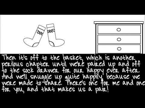 to-my-twin-sock-|-alternative-wedding-poem