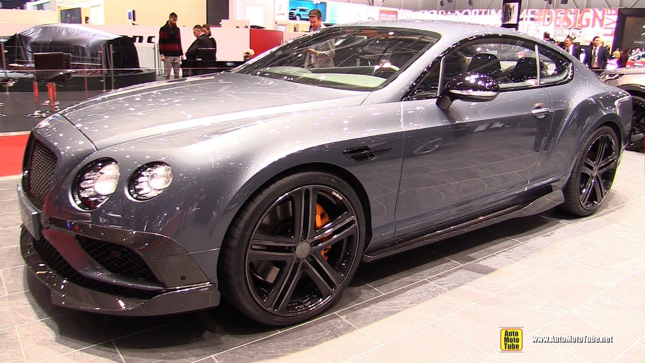 2016 Bentley Continental GT V8 S StarTech - Exterior Interior ...