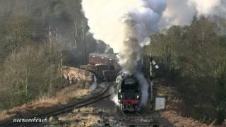 Severn Valley Railway: Santa Specials 091212