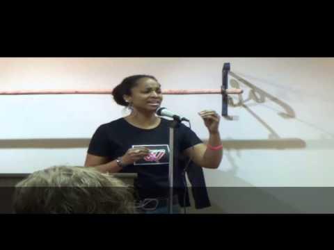 UAH Women's Studies/WX: Phenomenal Women Poets of Word-Xpress.Com (Kisha Freed1)