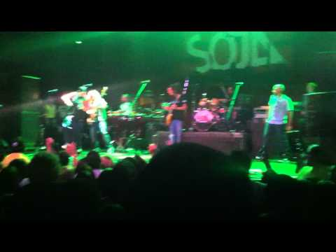 Soja - Here I Am (Live)