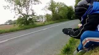 Isle Of Man TT 2014 electric bikes