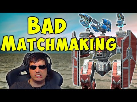 War Robots BAD MATCHMAKING Tested! War Robots Gameplay WR from YouTube · Duration:  18 minutes 46 seconds
