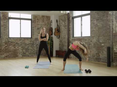 Greenbody Presents One Hot Mama with Drea deMatteo: WARM UP