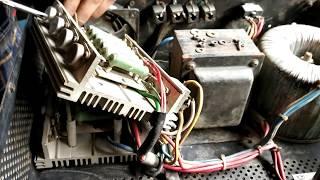 ELGIN EA-10000 Amplifier repairing | Fault Overload Problem