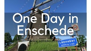 one day in Enschede, Netherlands