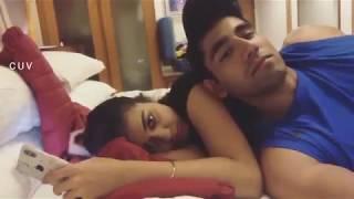 Divya Agarwal And Varun Sood Romantic Moment Video