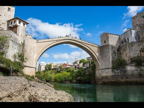 AKO IMAS MUDA 3 - JUMP FROM OLD BRIDGE(MOSTAR)