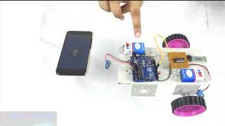 Speech Controlled ROBOT- Arduino