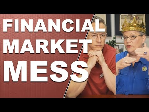 THE FINANCIAL MARKET MESS: Q&A with Eric Griffin and Lynette Zang 2/12/18