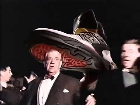 349da3e55fcd2d Adidas Dikembe Mutombo Commercial 1993 - YouTube