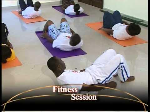 Regenerative Health & Nutrition - Fitness Session (www.rhnp.gov.gh)