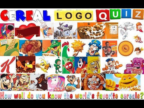 Cereal Logo Quiz! Can You Name These Top Cereal Brands?