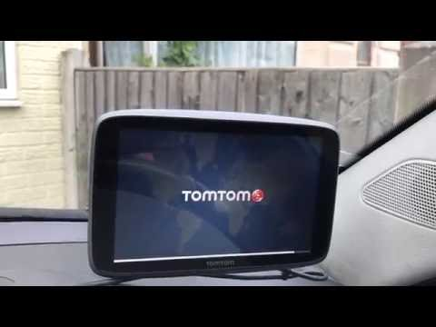 NEW TOMTOM 6200 WIFI REVIEW DEMO