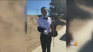 Student Injured In Palmdale School Shooting Files Claim Against District