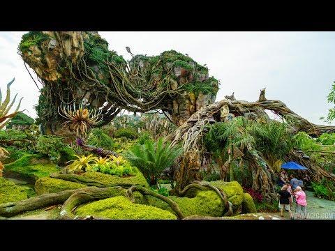 Pandora - The World of Avatar walk through