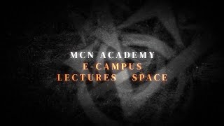 MCN ACADEMY @ E-CAMPUS  (LECTURES SPACE) OPENER