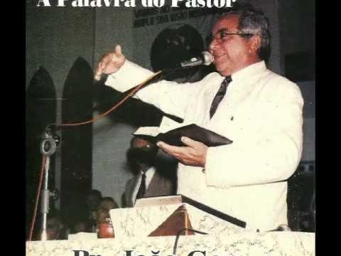 Pr. João Gomes