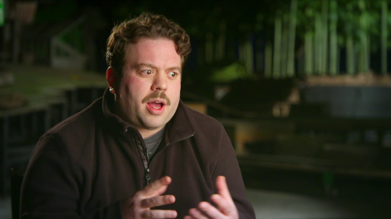 Fantastic Beasts And Where To Find Them Dan Fogler Behind The
