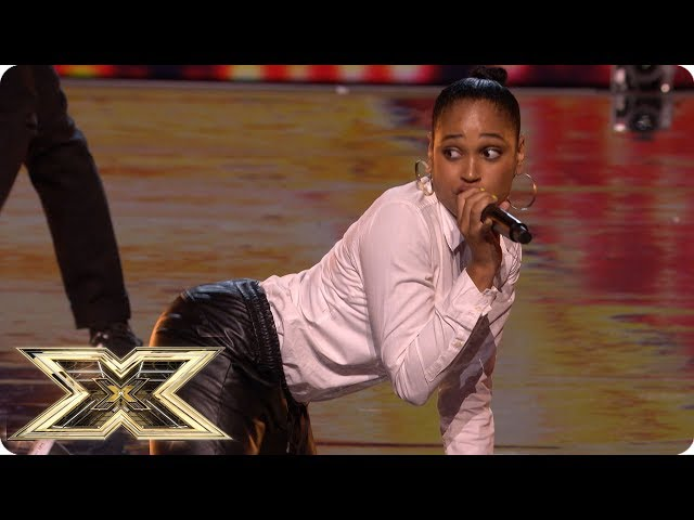 Dee Lush goes All The Way in her X Factor audition! | Auditions Week 3 | The X Factor UK 2018