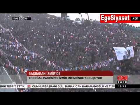 Başbakan Erdoğan'ı İzmir'de Kızdıran Hareket
