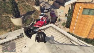 GTA 5 maison sur pilotis