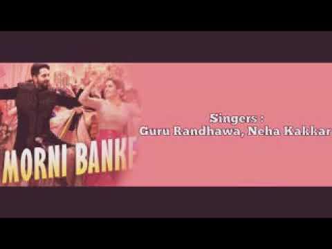 Guru Randhawa: Morni Banke Lyrics Video | Badhaai Ho | Tanishk Bagchi | Neha Kakkar | Ayushmann K