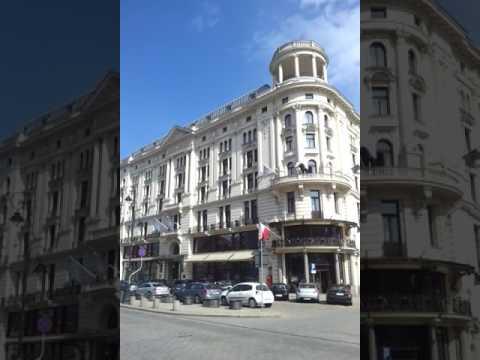 Luxury Hotel In Warsaw Bristol Hotel5*. Link Below The Video.