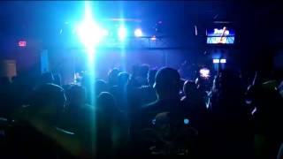 ARRIVAL - Travis Rozas - Live -  From the stage eye view