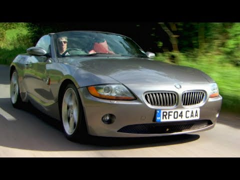 2005 Bmw Z4 Road Test And Review Funnycat Tv