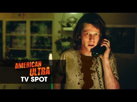 "American Ultra (2015) Official TV Spot – ""Danger"""