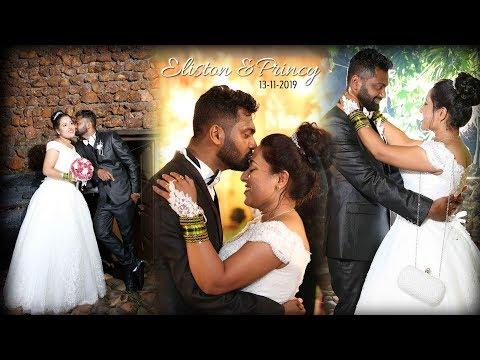 Eliston & Princy   13th November 2019   Wedding Highlights   Joywin' Studio