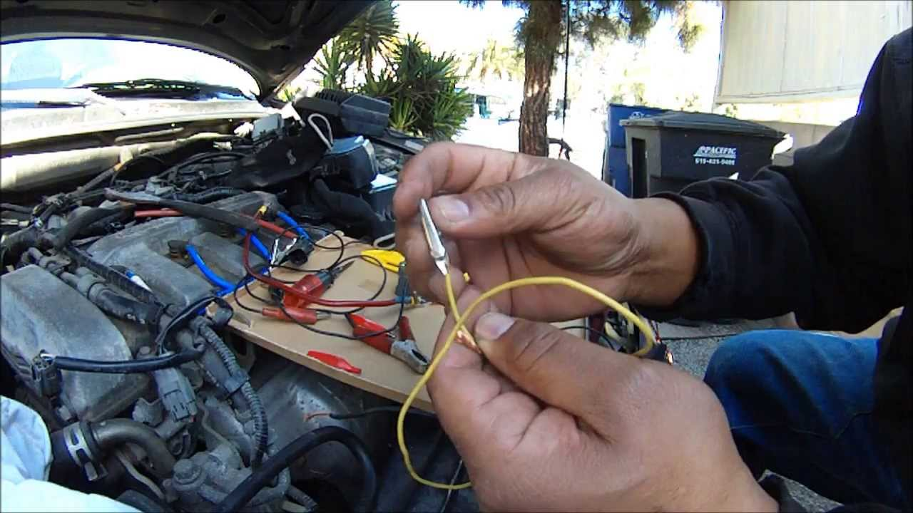 EASY HOW TO TEST RELAYS MAKE HOME MADE WIRES JUMPER HOW TO TEST