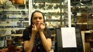 Занятие по мелодической игре на варгане. Закрытые звуки. Урок 3