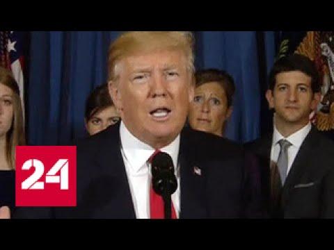 """В каждой шутке: Трамп """"пригрозил"""" министру здравоохранения отставкой"""