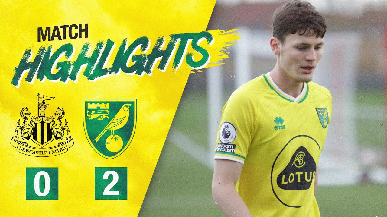 HIGHLIGHTS | Newcastle United U23s 0-2 Norwich City U23s