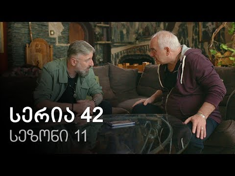 Cemi colis daqalebi - seria 42 (sezoni 11)