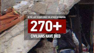 Islamic Relief - Aleppo Crisis 2016