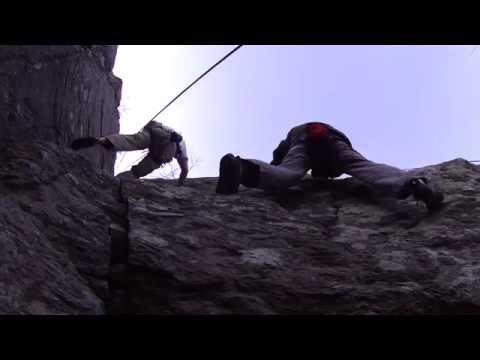 2012-12-01 - Rock climbing at Great Falls - FILE0143.MOV