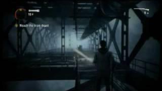 Wake Vs. the Bridge [Alan Wake]