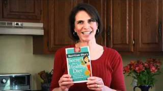 Secrets for Healthy Diet with Nutrition Diva, Monica Reinagel