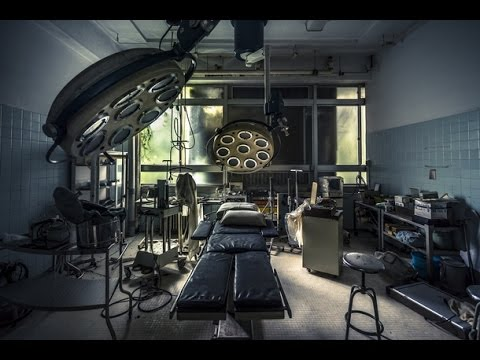 ABANDONED HAUNTED JAPANESE HOSPITAL - Found CREEPY LEFT BEHIND STUFF