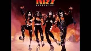 KISS - Sweet Pain ( Original Guitar Solo ) - Destroyer Resurrected Album 2012